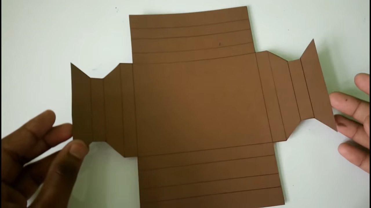 Рамка для фото из подручных материалов
