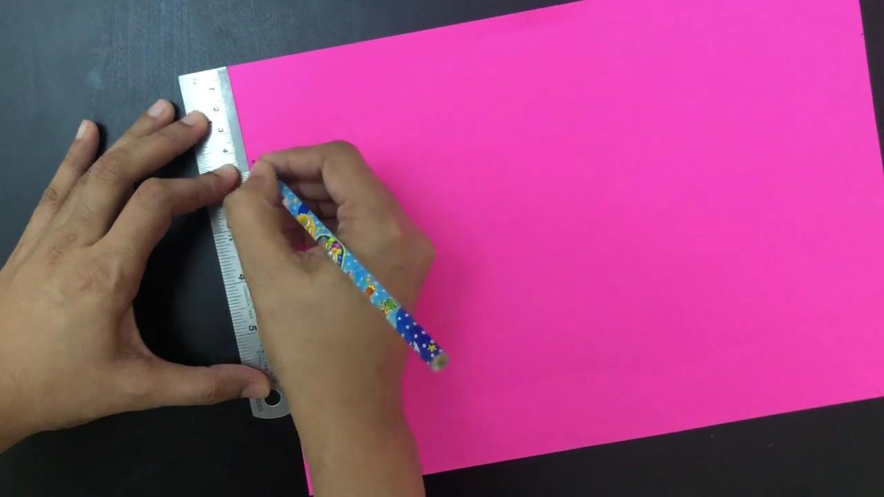 Роза из бумаги легко и быстро. Подробный урок