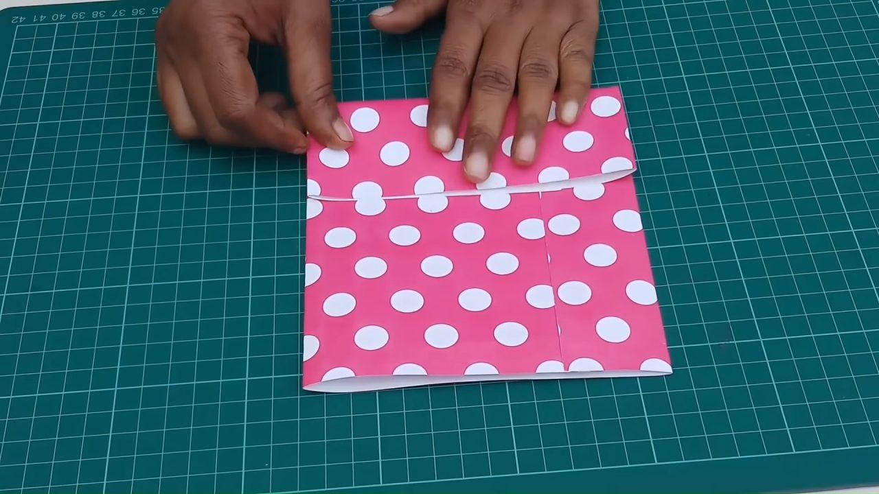 Бумажный подарочный пакет своими руками
