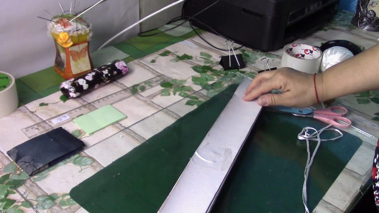 Как сделать жалюзи из обоев (бумажные шторы)