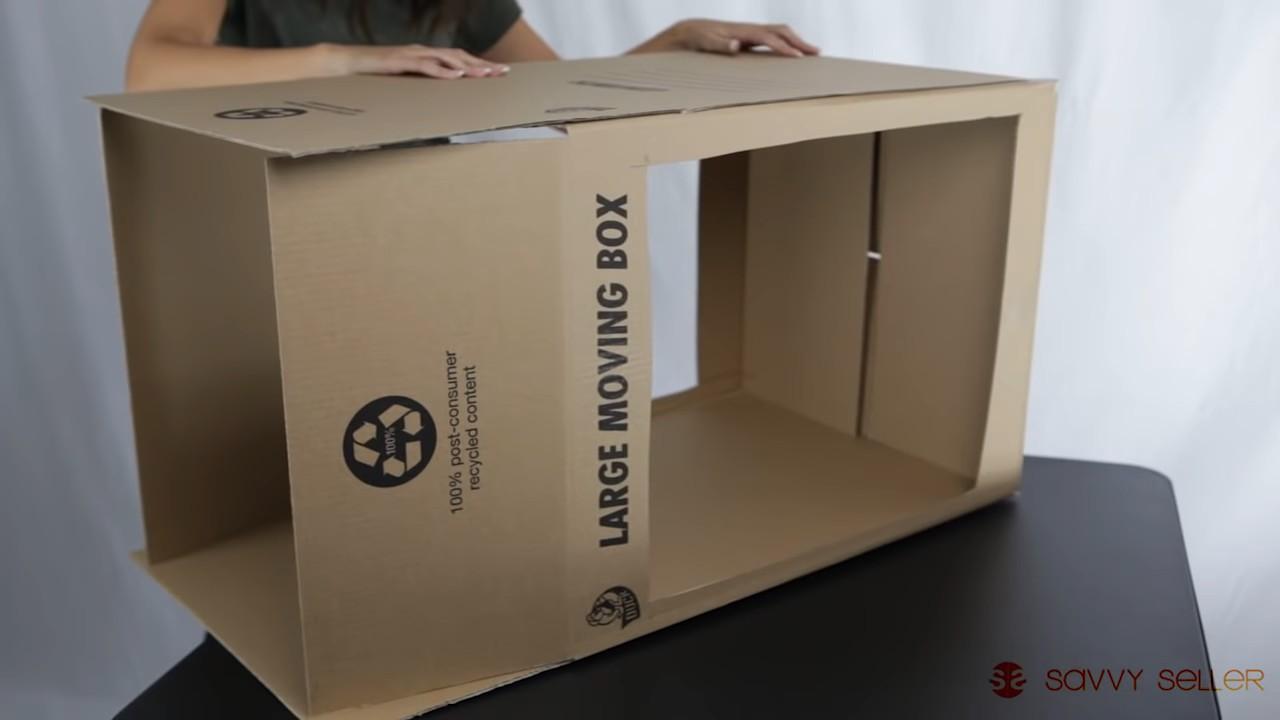 Лайтбокс для предметной съемки из обычной коробки