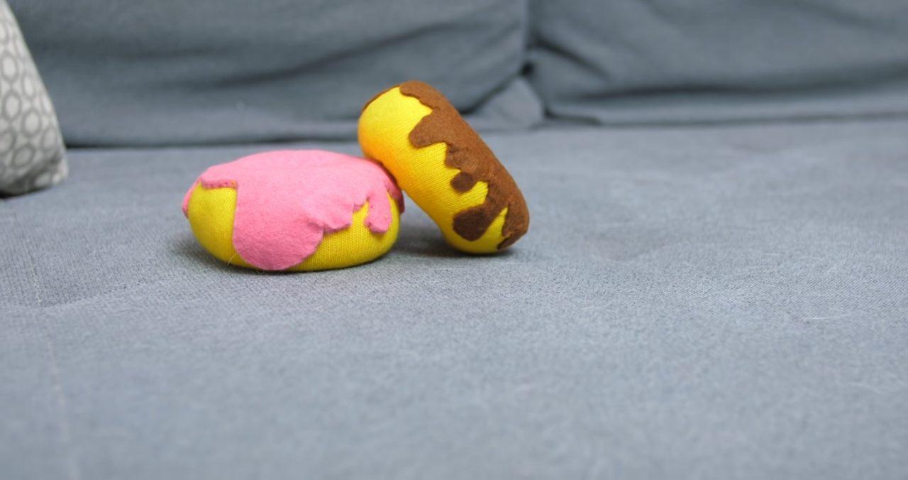 Игрушки для собаки из подручных материалов