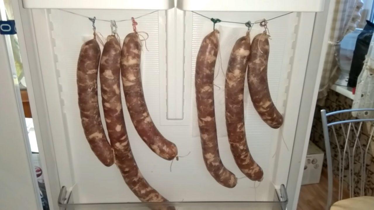 Вкуснейшая самодельная домашняя колбаса