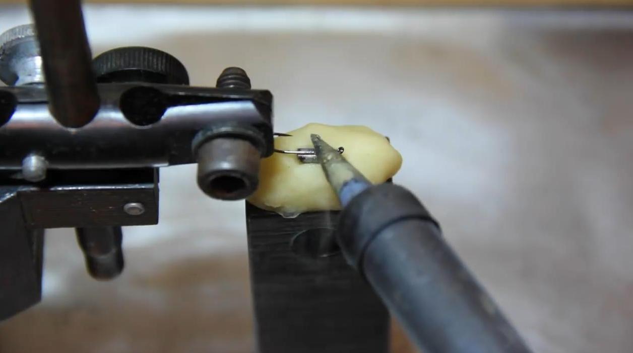 Самодельная уловистая мормышка