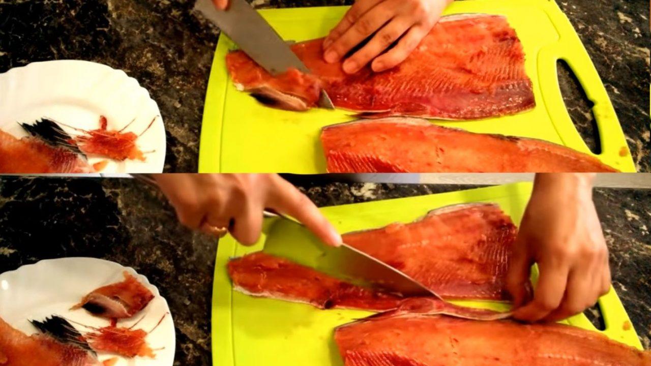 Как засолить горбушу быстро и вкусно