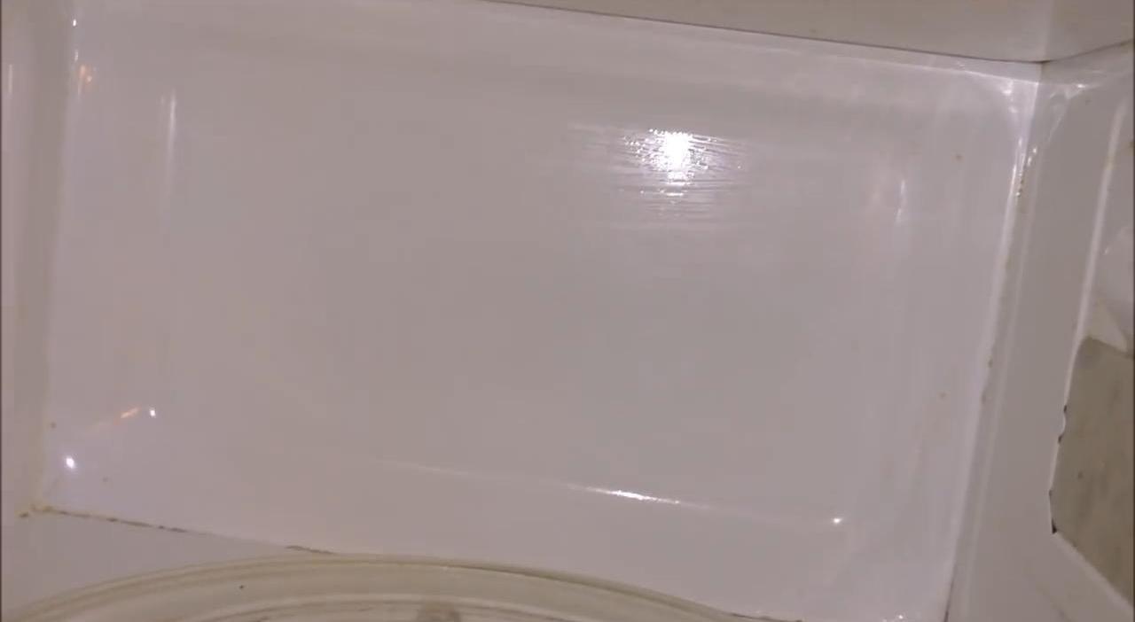 Как за 10 минут отмыть микроволновку от жира