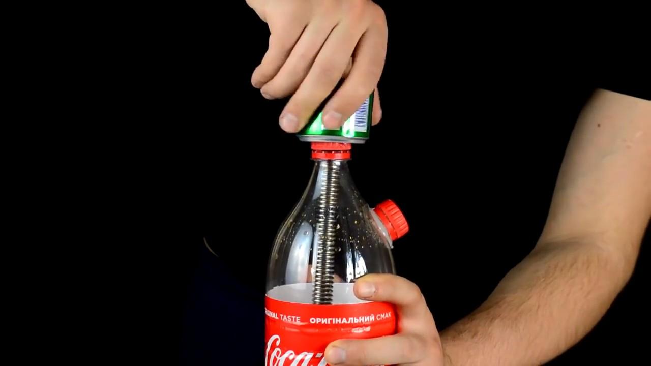 Самодельный кальян из пластиковой бутылки