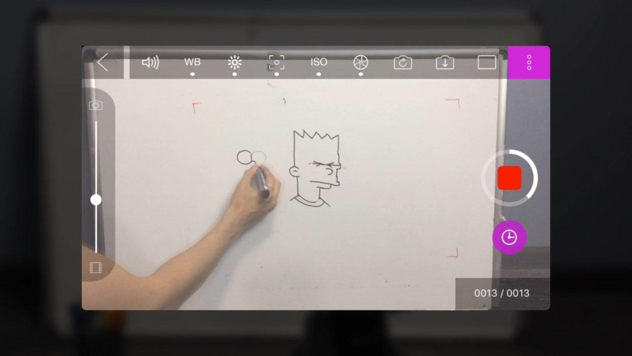 Создаем мультфильм методом покадровой анимации