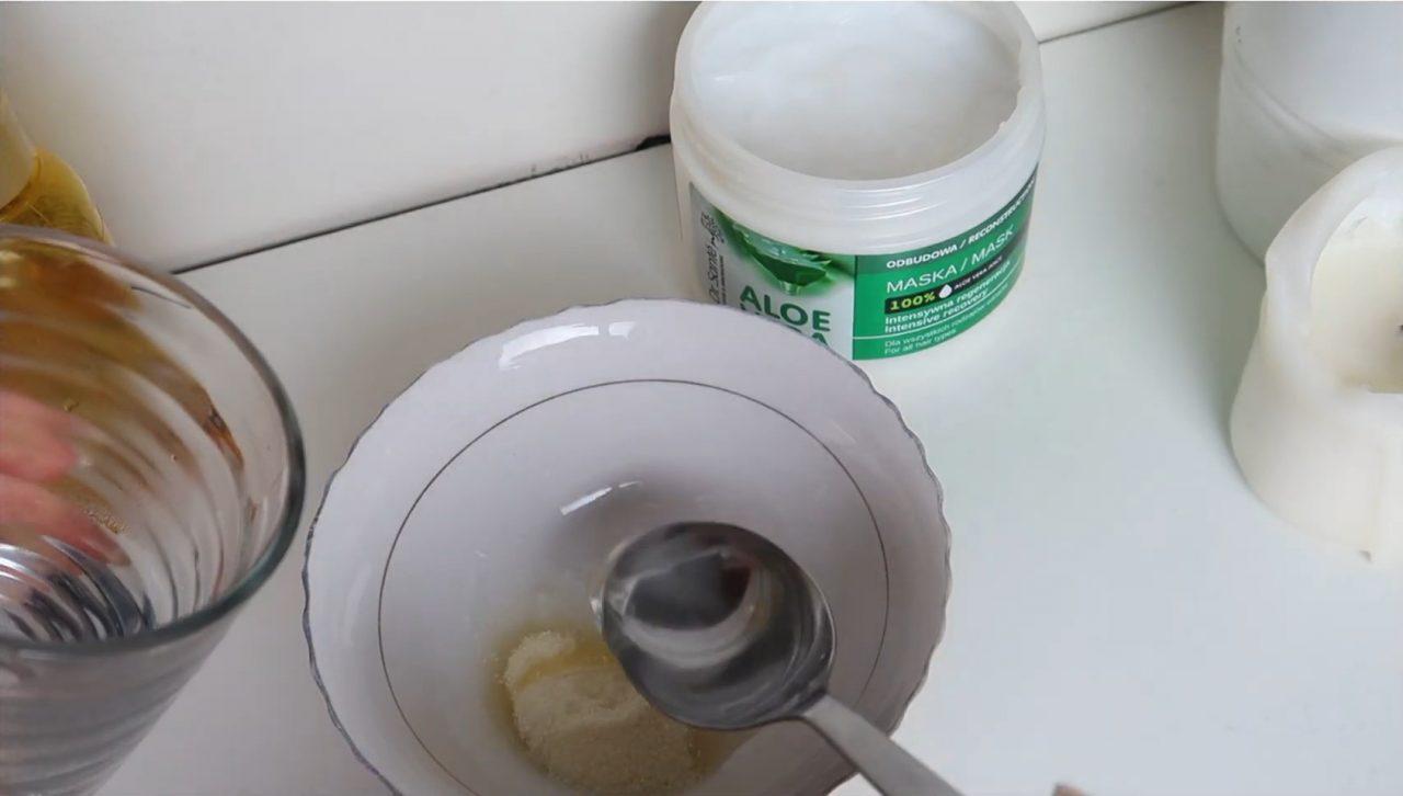 Домашний рецепт ламинирования волос