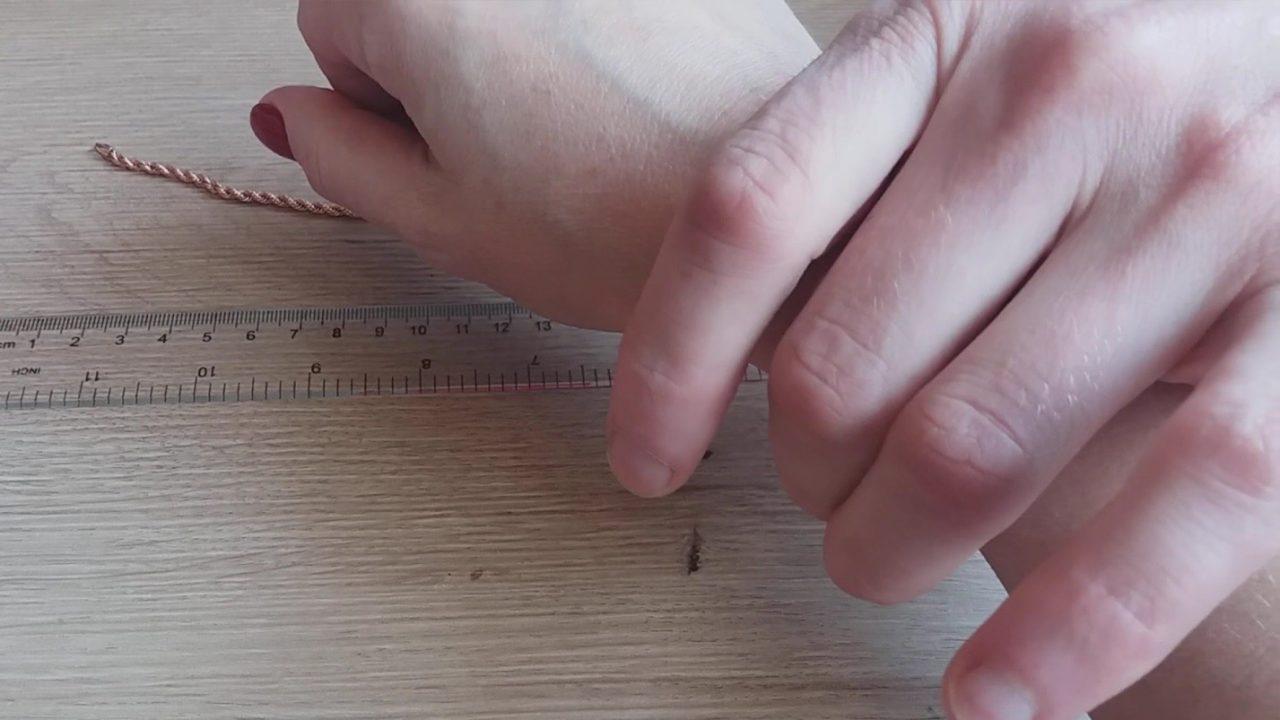 Как просто узнать размер браслета на руку