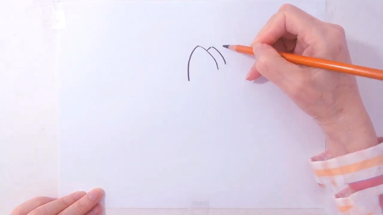 Как нарисовать милого лисенка