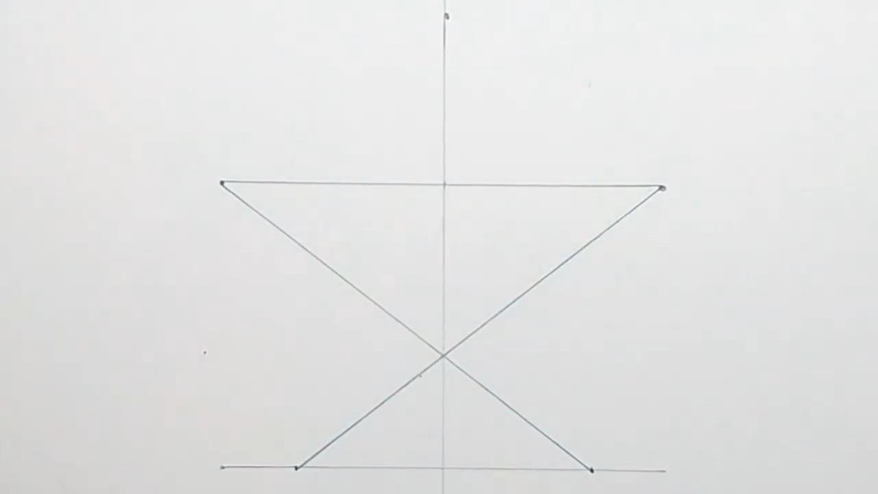 Как нарисовать пятиконечную звезду