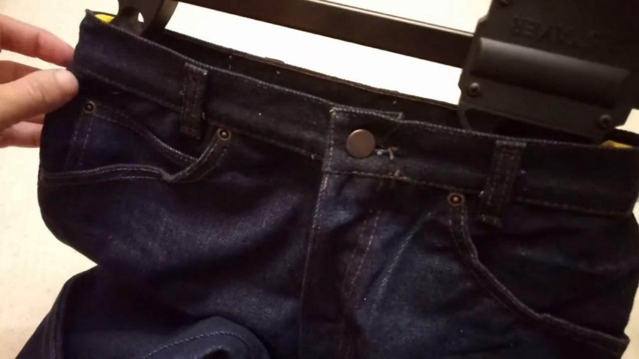 Как растянуть джинсы в ширину в домашних условиях