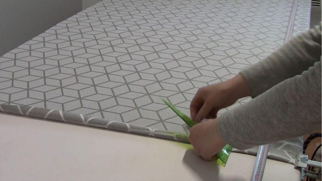 Римская штора своими руками: пошаговая инструкция с фото