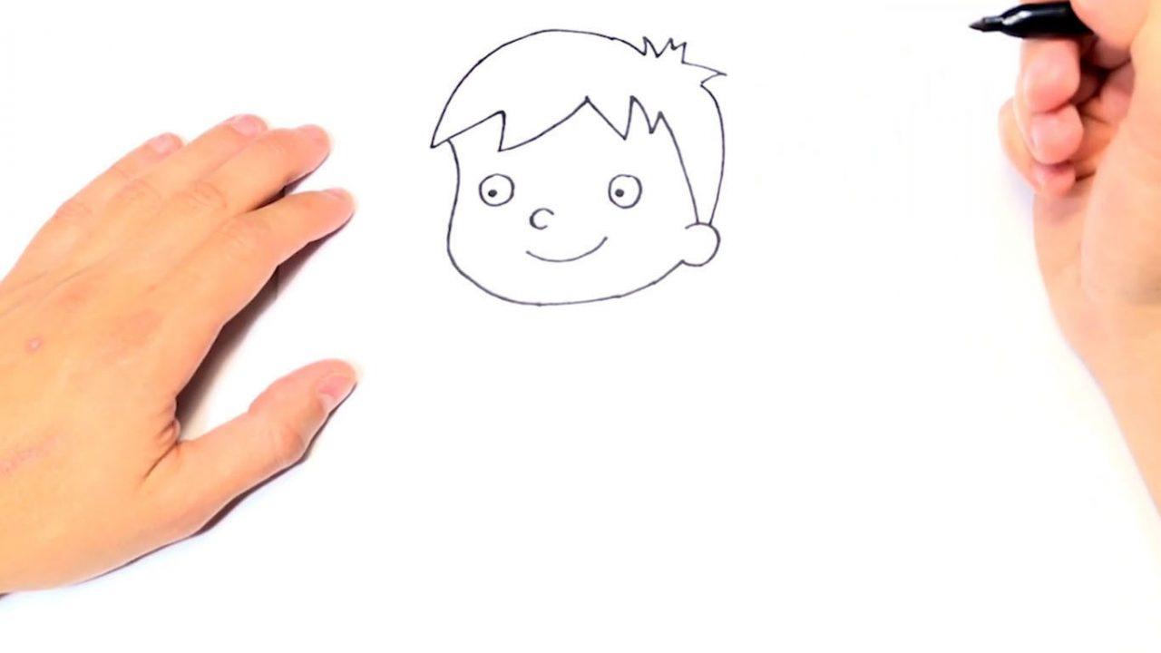 Как нарисовать мальчика карандашом
