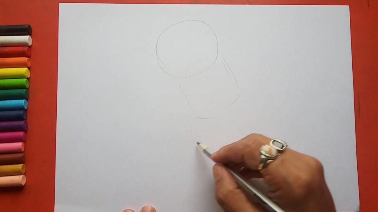 Как нарисовать космонавта в скафандре