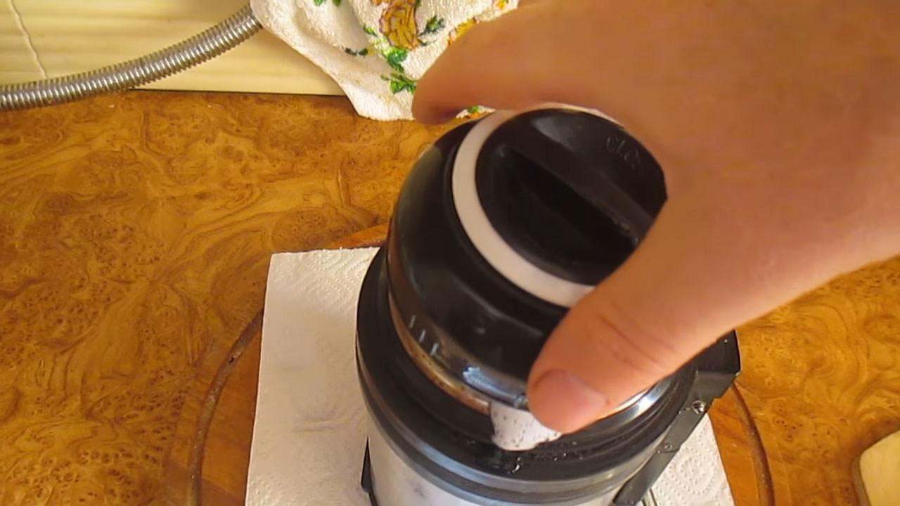 Как очистить термос из нержавейки от чайного налета