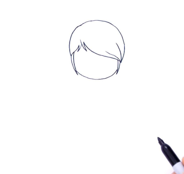 Как нарисовать Леди Баг Маринетт Дюпен-Чен