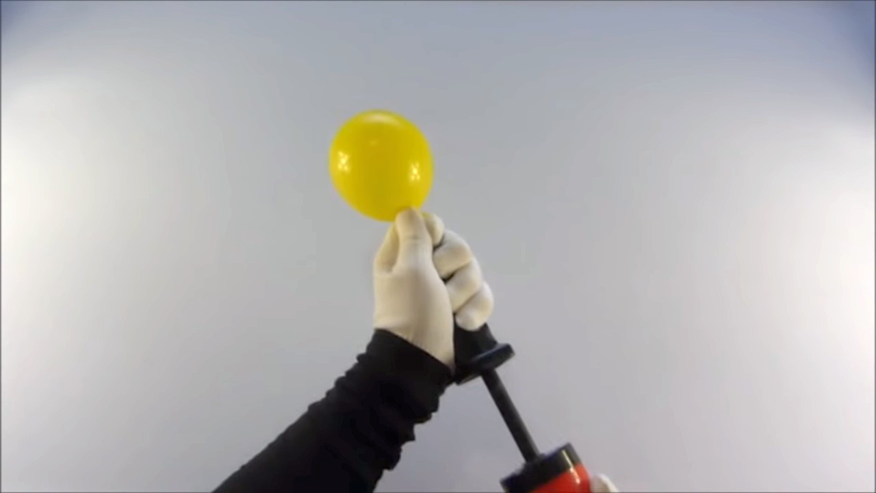 Цветок из шарика своими руками. Повторяй шаг за шагом!