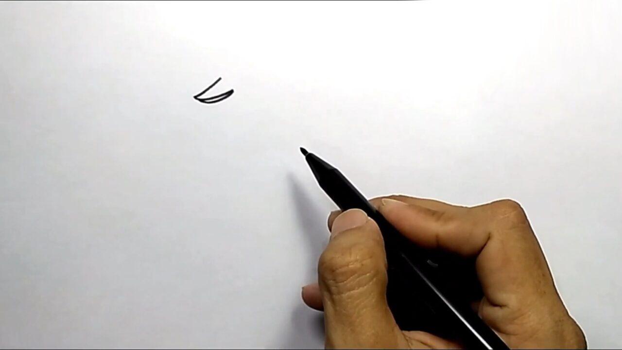 Как нарисовать лебедя карандашом