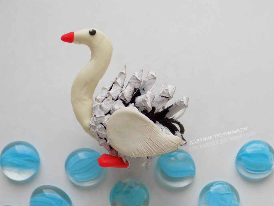 Что можно слепить из пластилина. Более 100 забавных фигурок