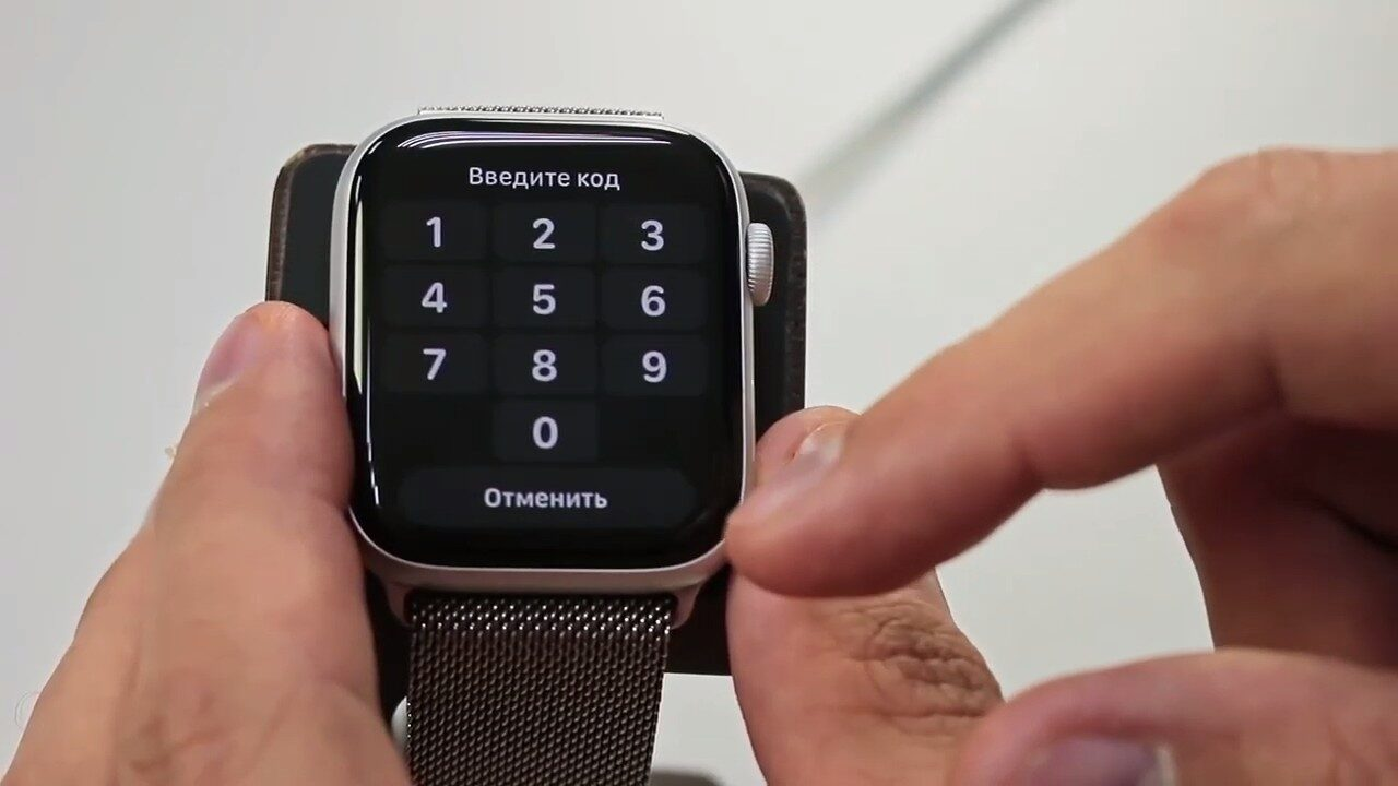 Как отвязать Эппл Вотч от Айфона и удалить все данные