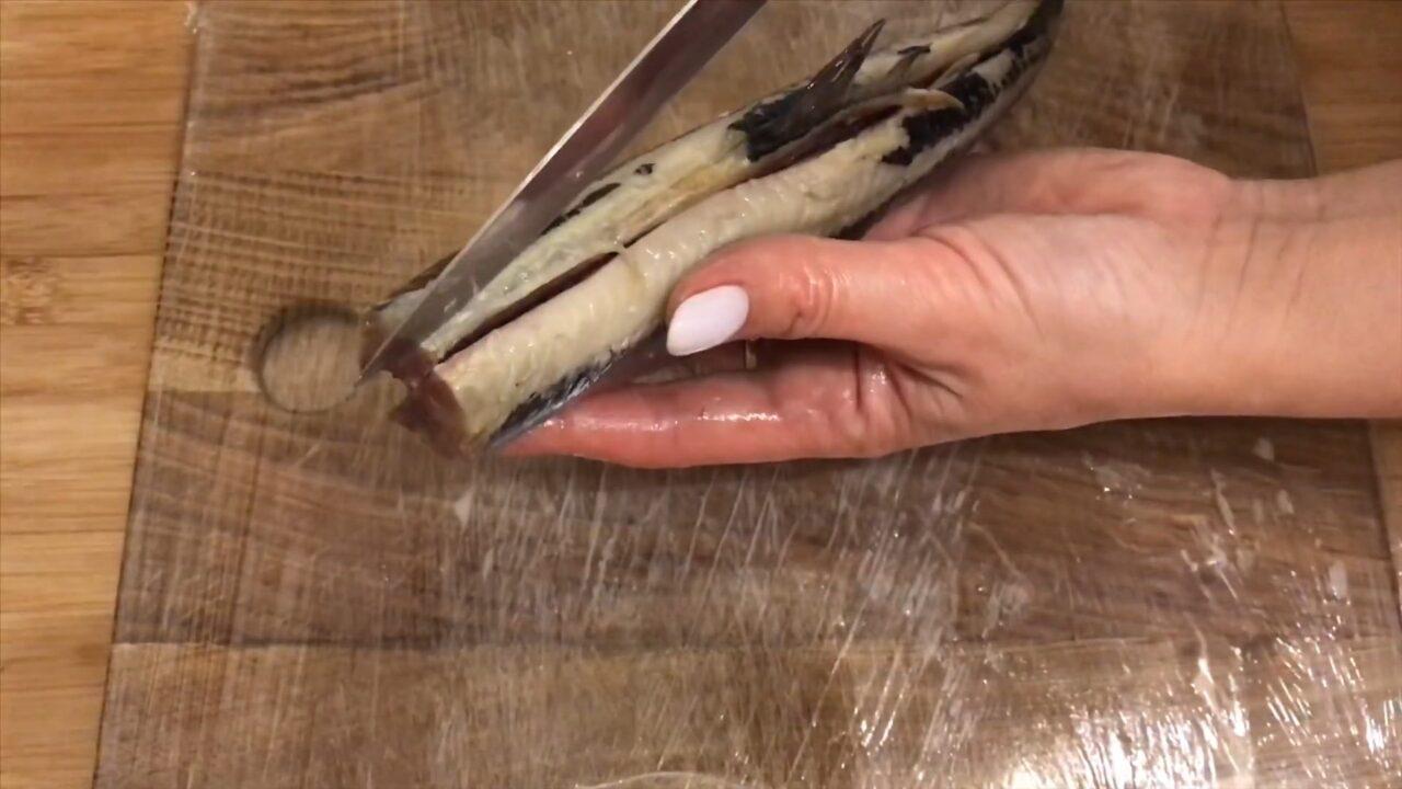 Как вымочить пересоленую рыбу. Вкуснейший рецепт