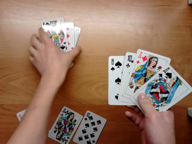играть онлайн в ведьму в карты