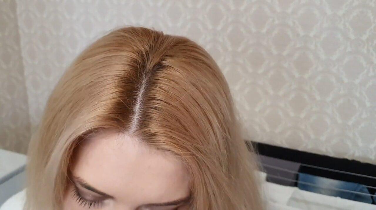 Как красить волосы фукорцином