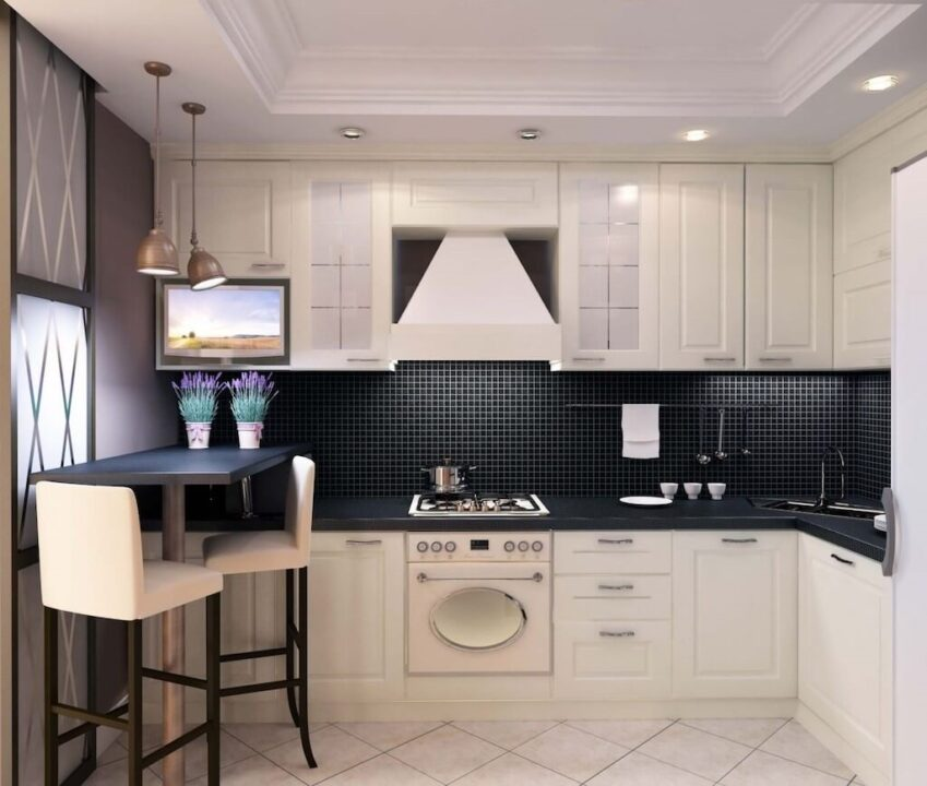 150 идей оформления кухонного фартука (скинали). Обзор материалов и современных дизайнерских решений
