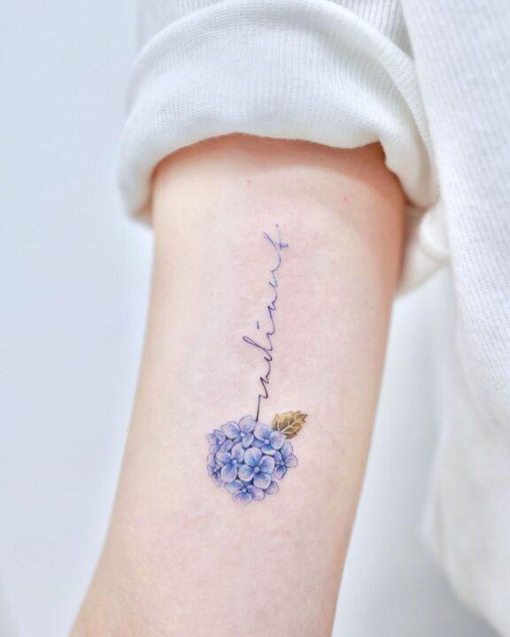 Маленькие татуировки для девушек. 336 легких и красивых эскизов