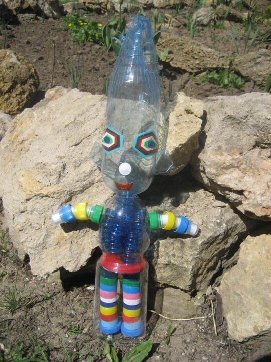 107 поделок из пластиковых бутылок. Полезные и красивые вещи своими руками