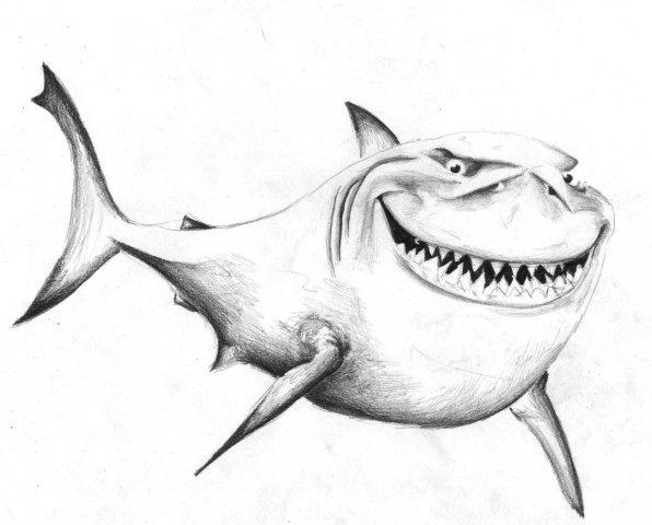 80 прикольных и смешных картинок для срисовки карандашом