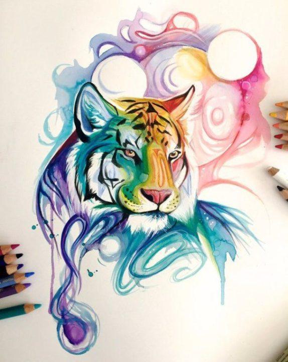 180 крутых картинок для срисовки