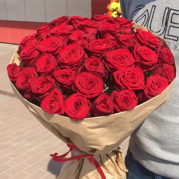 200 картинок с шикарными букетами роз