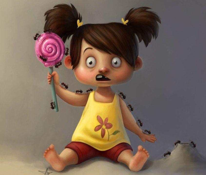 220 красивых картинок на аватарку для девушек