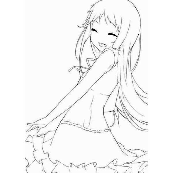 247 картинок аниме для срисовки карандашом и не только