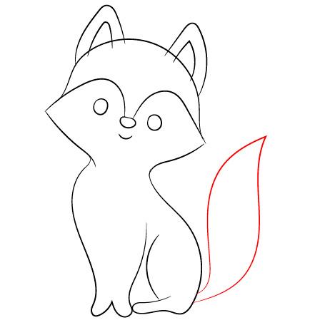 140 рисунков лисы для детей и взрослых