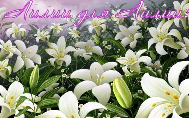 С днем рождения, Лиля! 140 открыток с поздравлениями