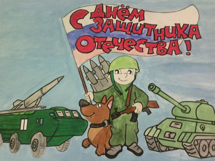 196 рисунков про войну и на военную тематику