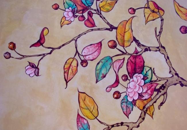 150 красивых рисунков красками