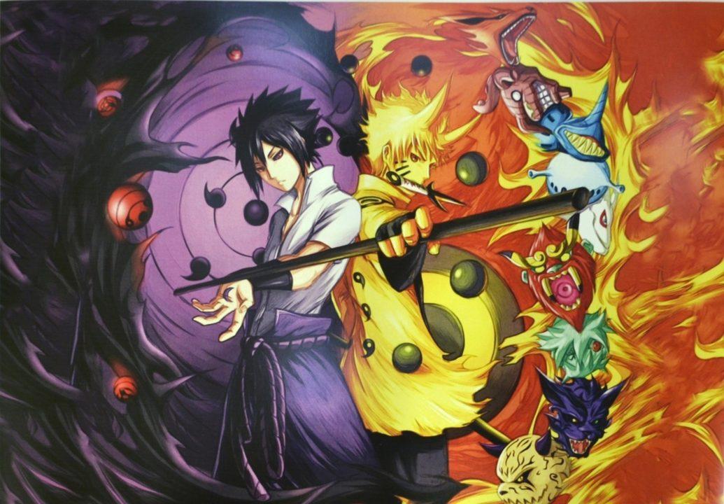 89 картинок по аниме Наруто