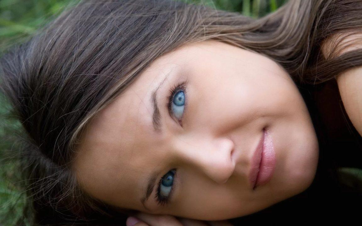 110 фото красивых лиц девушек