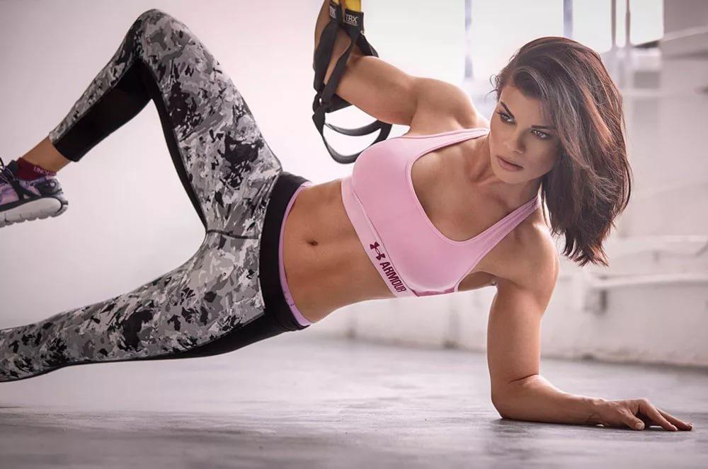 120 фото девушек со спортивным телом