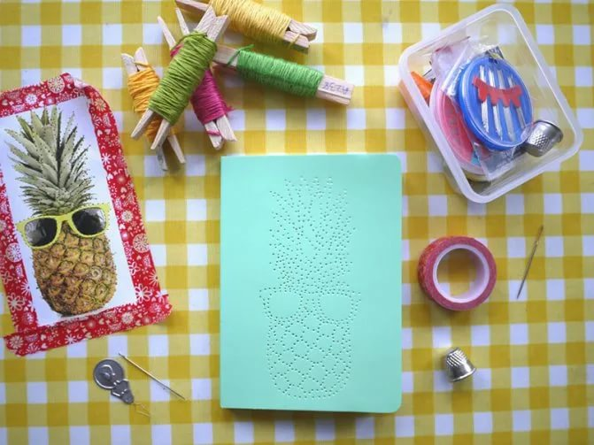 150 идей для красивого оформления тетради