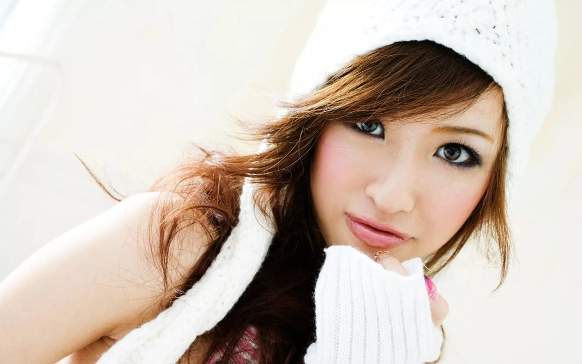 125 фото красивых японок