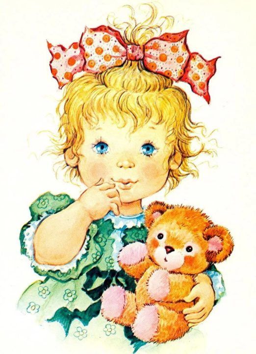 110 детских картинок