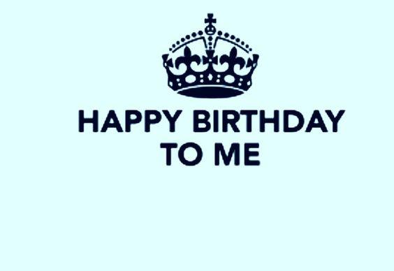 У меня сегодня день рождения! 80 красивых картинок