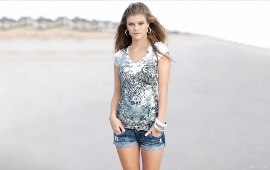 111 фото красивых девушек в шортиках
