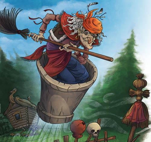 110 рисунков к сказкам с любимыми героями